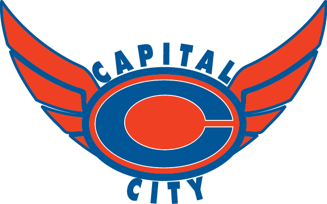 cap city wings 2 blue